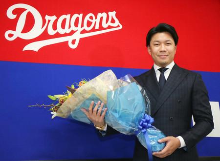 沢村賞、大野雄が初受賞=中日勢16年ぶり―プロ野球