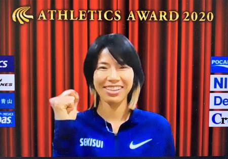 新谷が20年最優秀選手=田中、相沢、金井に優秀賞―日本陸連
