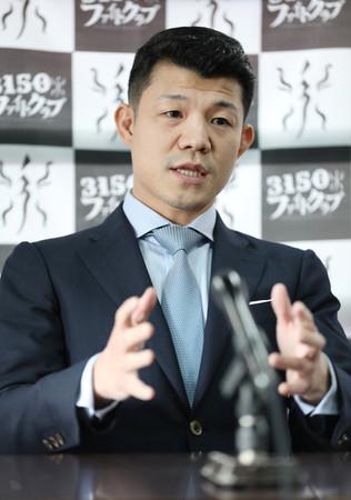 亀田興毅さんがジム開設=「プロモーターで世界一に」―ボクシング